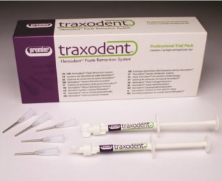 Traxodent: Hemodent Paste Retraction System Premier