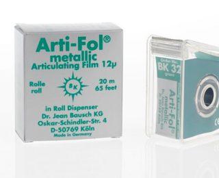 Bausch Arti-Fol metallic 12 microns
