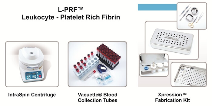 L-PRF™ Leukocyte - Platelet Rich Fibrin