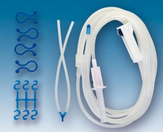Mechanical Irrigation Kits: Physiodispenser and Piezoelectric Surgery OMNIA