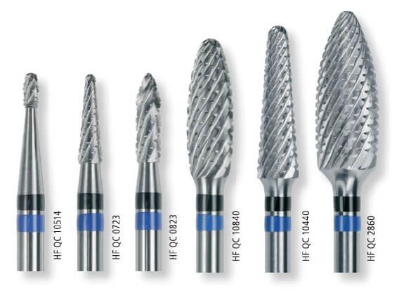 Tungsten Carbide Cutters okoDent