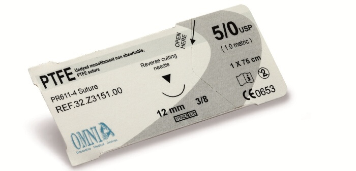 Omnia PTFE Surgical Sutures