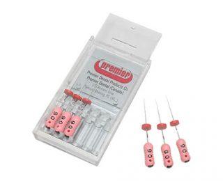 Steel Endodontic Hedstrom Instruments Premier